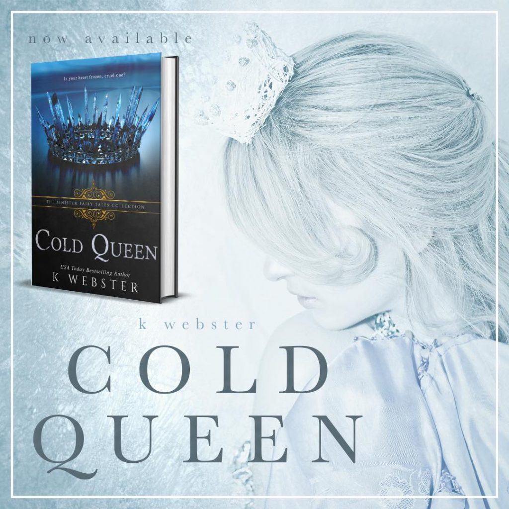 cold queen by k. webster